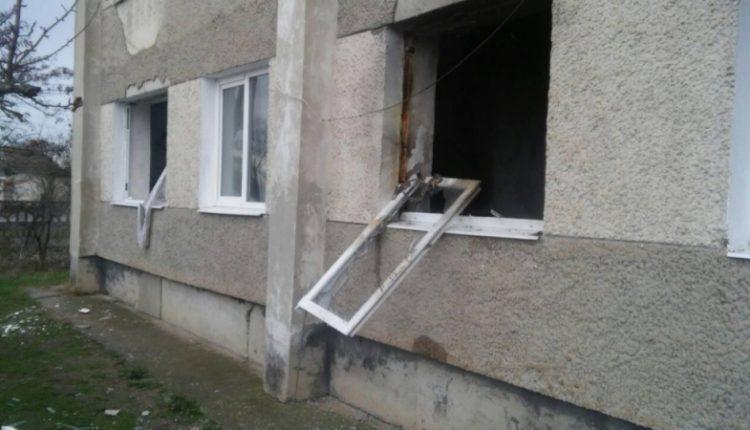 В общежитии Ленинского района взорвался газ (фото)