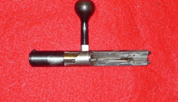 Из чего сделан ресивер в мелкоколиберной винтовке мр