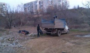В рамках проекта ОНФ «Генеральная уборка» в Керчи убрали еще 5 свалок