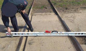 ГИБДД Ленинского района проверяет состояние дорог