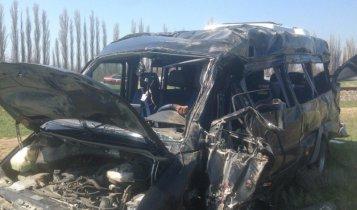 Керченский поезд протаранил маршрутку - есть жертвы