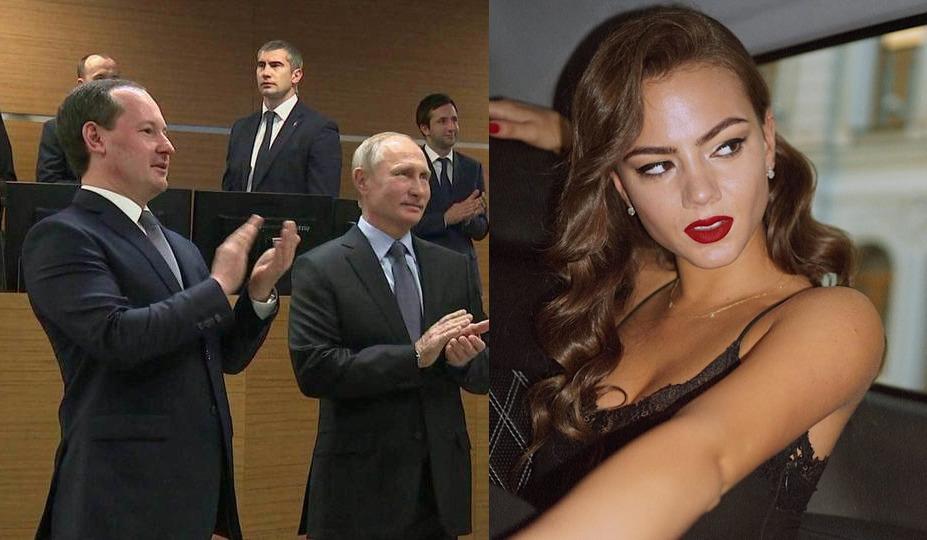 Ливинский Павел и Полина Глен