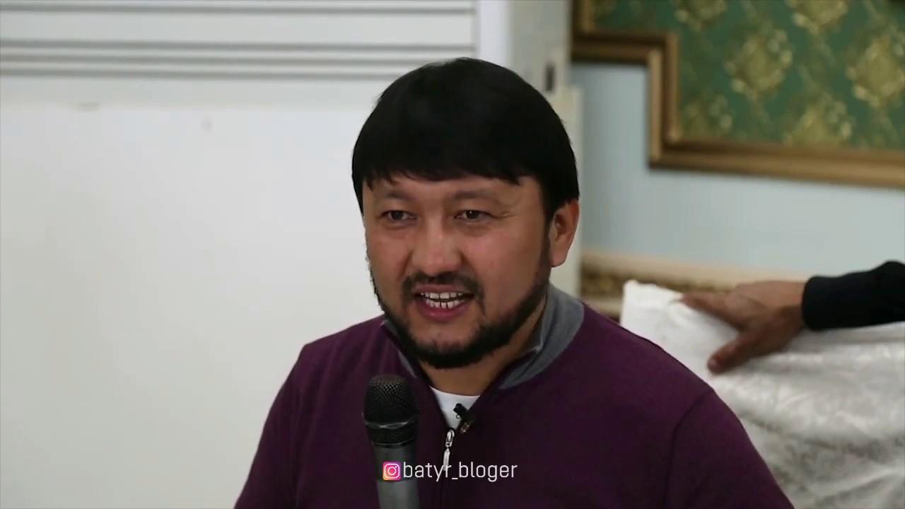 Мухамеджан Тазабек